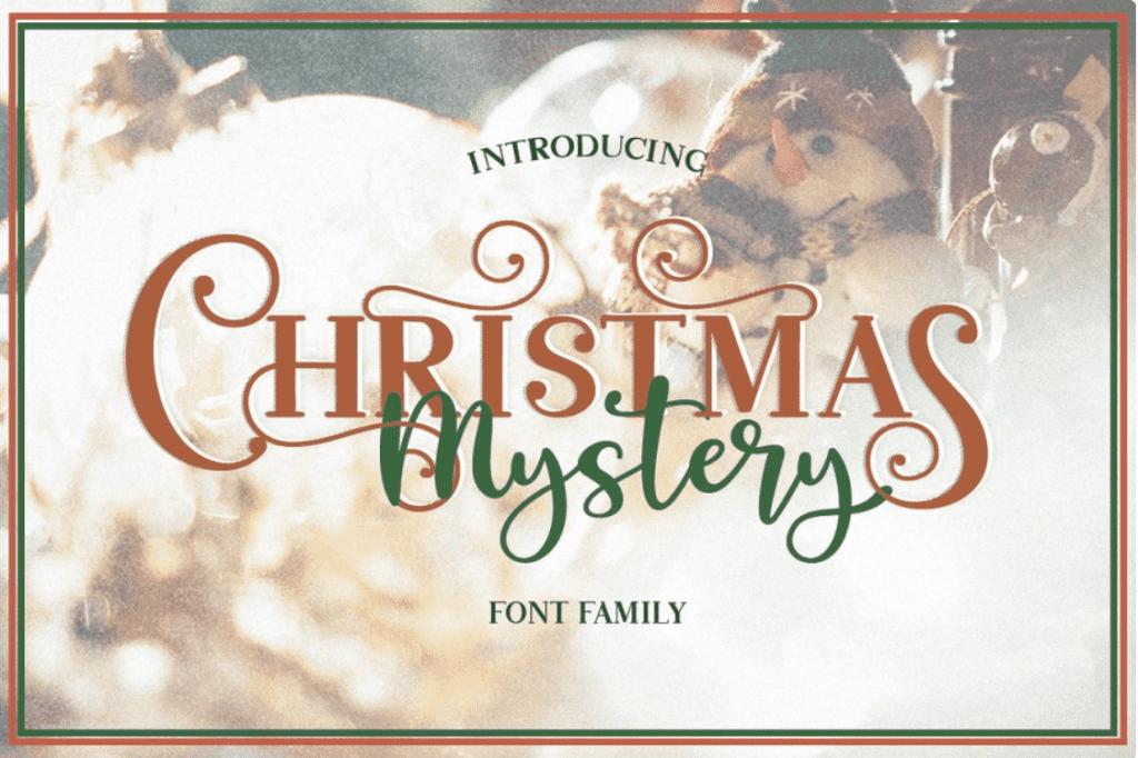 110+ Best Christmas Fonts 2020: Free & Premium - best christmas fonts 30 min
