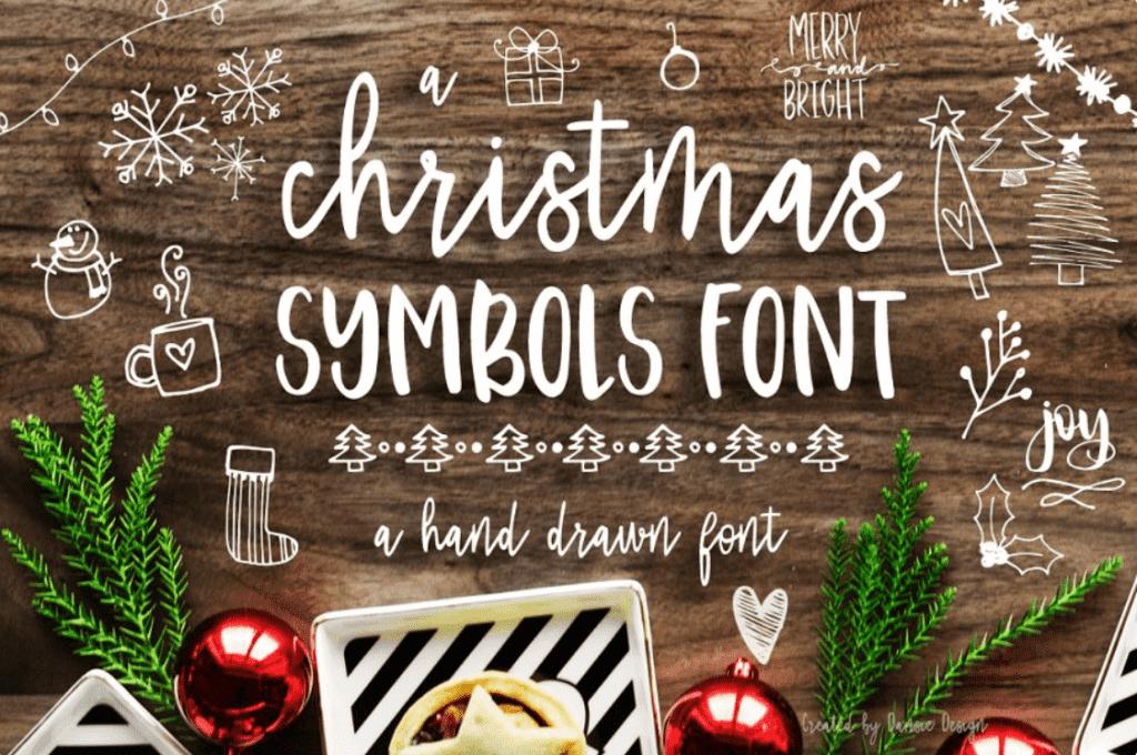 110+ Best Christmas Fonts 2020: Free & Premium - best christmas fonts 36 min