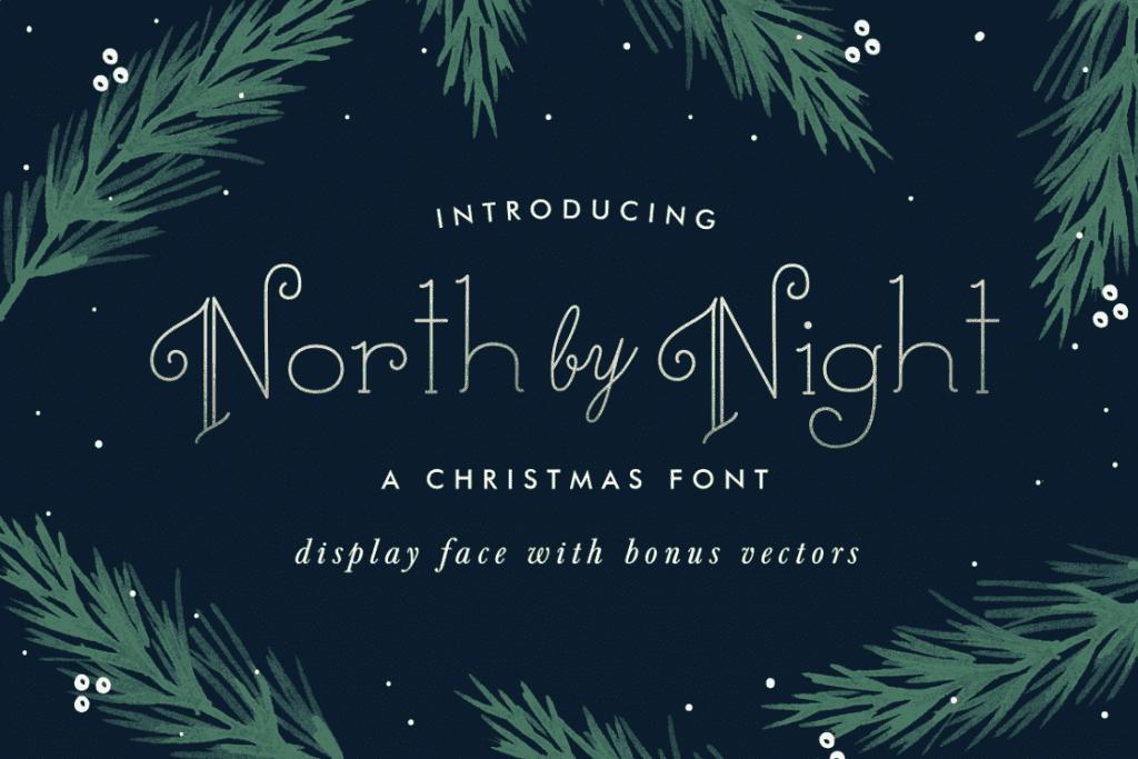110+ Best Christmas Fonts 2020: Free & Premium - best christmas fonts 37 min