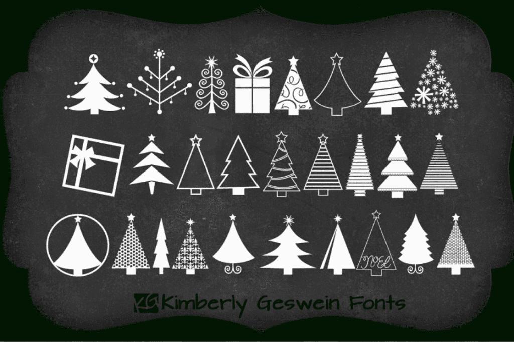 110+ Best Christmas Fonts 2020: Free & Premium - best christmas fonts 39 min