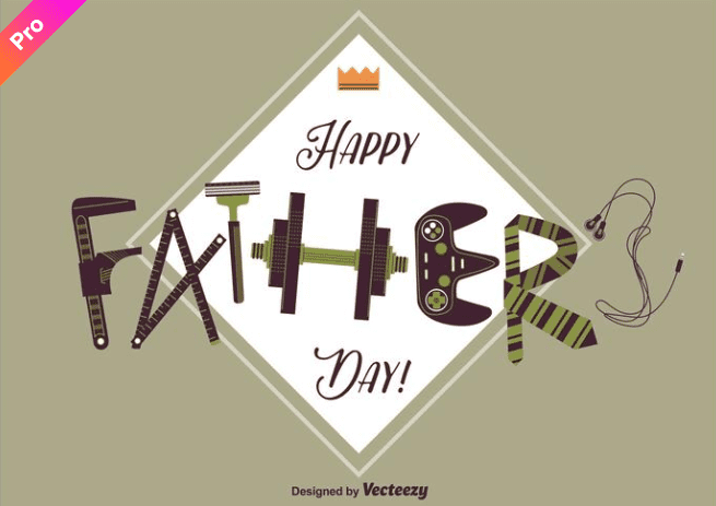 130+ Best Free Happy Fathers Day Graphics 2020: Images, Clipart, Fonts - best free happy fathers day images 01