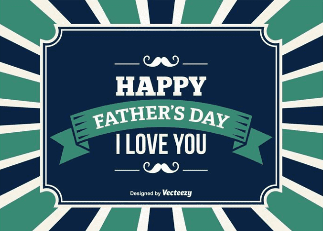 130+ Best Free Happy Fathers Day Graphics 2020: Images, Clipart, Fonts - best free happy fathers day images 02