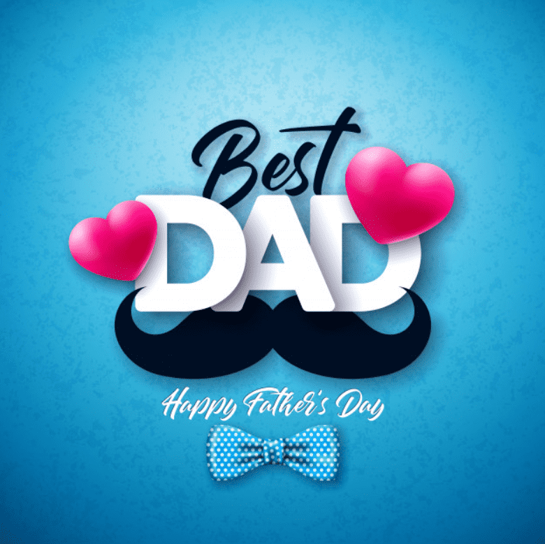 130+ Best Free Happy Fathers Day Graphics 2020: Images, Clipart, Fonts - best free happy fathers day images 03