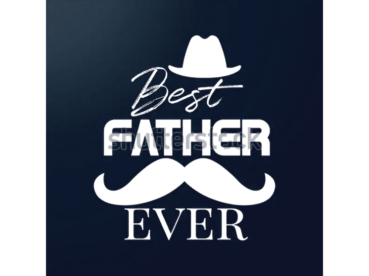 130+ Best Free Happy Fathers Day Graphics 2020: Images, Clipart, Fonts - best free happy fathers day images 04