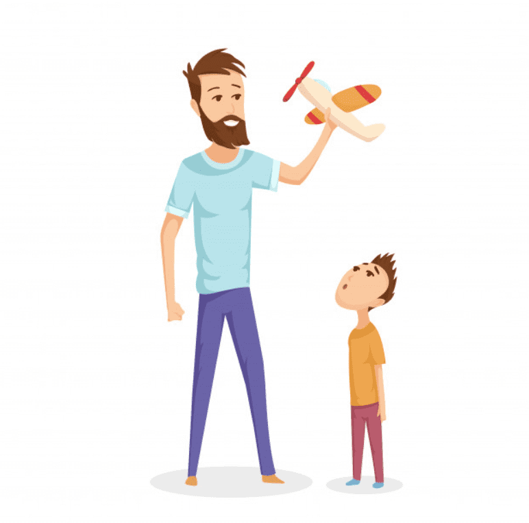 130+ Best Free Happy Fathers Day Graphics 2020: Images, Clipart, Fonts - best free happy fathers day images 12