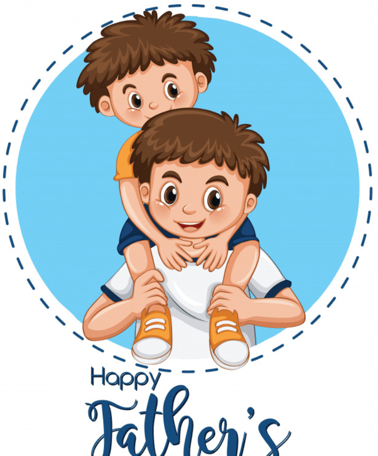130+ Best Free Happy Fathers Day Graphics 2020: Images, Clipart, Fonts - best free happy fathers day images 13