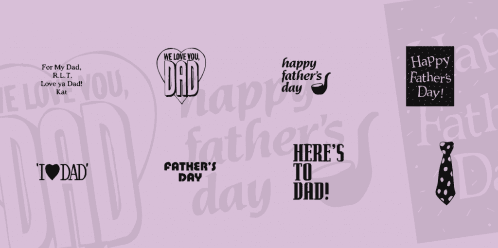 130+ Best Free Happy Fathers Day Graphics 2020: Images, Clipart, Fonts - best free happy fathers day images 22