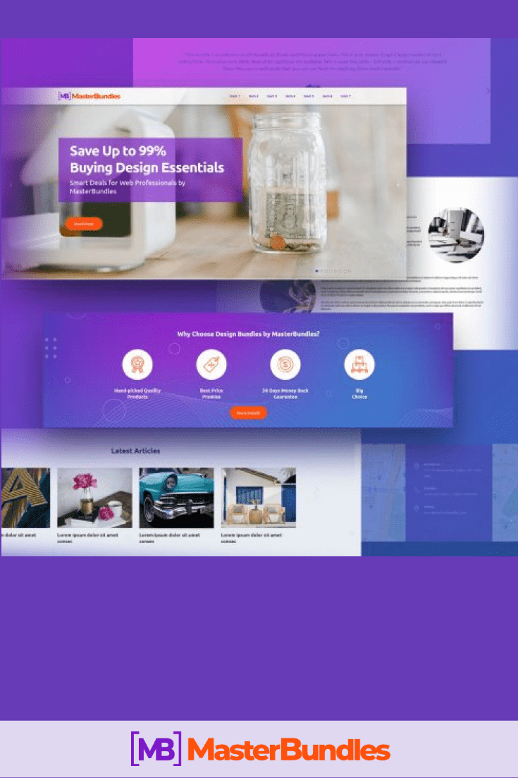 30+ Best Free Landing Wordpress Themes. Start Earning On Selling Bundles Even If You Are A Non-Techie - free landing pages wp 00