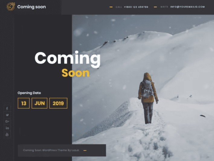 30+ Best Free Landing Wordpress Themes. Start Earning On Selling Bundles Even If You Are A Non-Techie - free landing pages wp 29