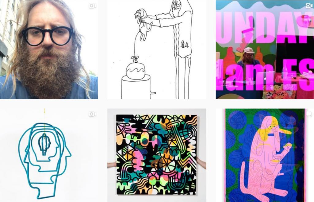 Web Design Inspiration: 110+ Accounts On Instagram and 10+ Best UX & Web Design Books in 2020 - web design inspiration instagram 03