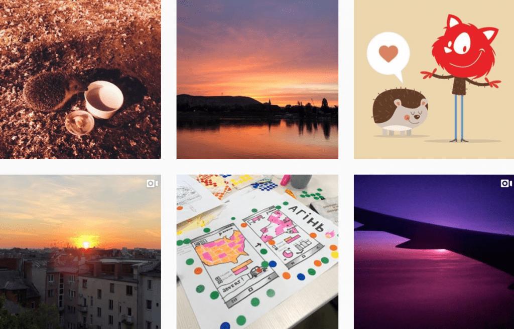 Web Design Inspiration: 110+ Accounts On Instagram and 10+ Best UX & Web Design Books in 2020 - web design inspiration instagram 05