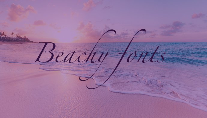 95+ Best Girly Fonts 2021: Free, Premium & Bundles - 690 2