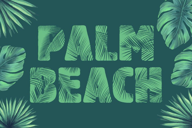 65+ Best Summer & Beach Fonts 2021: Free and Premium Fonts to Make Your Projects Exciting - Beachy Fonts9