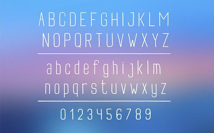 Rounded Sans Serif Font Buxton: Minimalistic & Handwritten - Buxton 2 mb