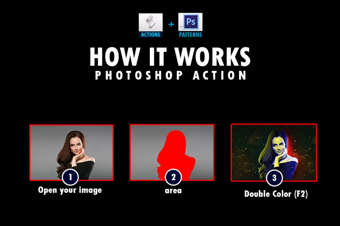The Marvelous Photoshop Action Bundle - PREVIEW 16 2
