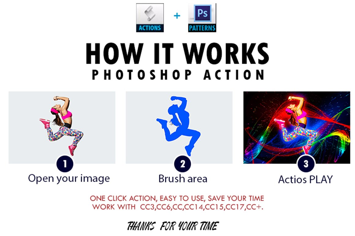 The Marvelous Photoshop Action Bundle - PREVIEW 20 2