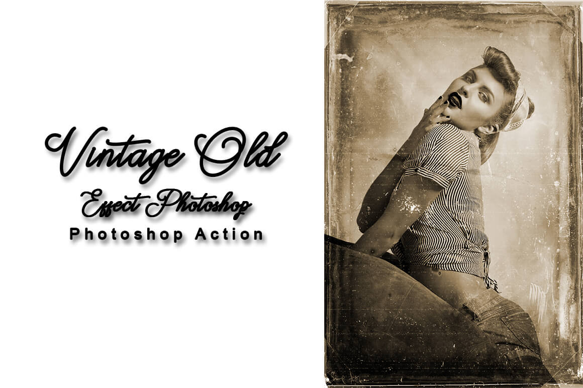 6-In-1 Vintage Photoshop Actions Bundle - PREVIEW 23 3