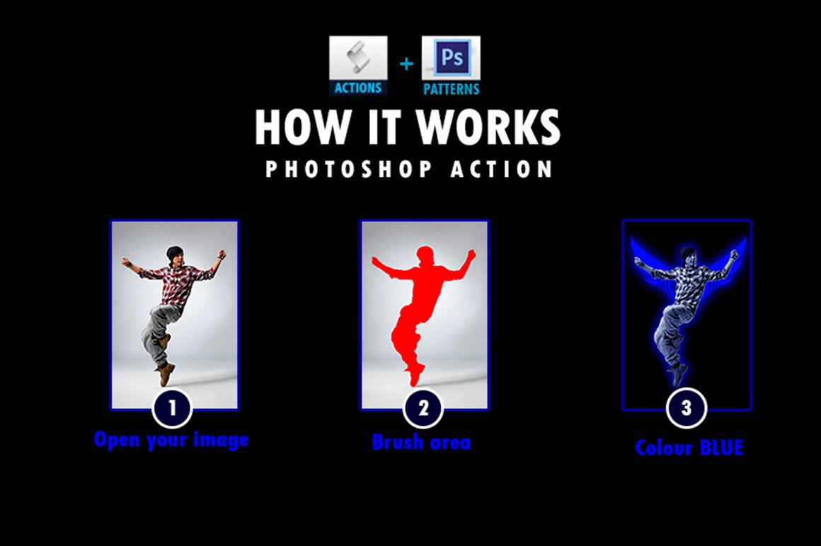 The Marvelous Photoshop Action Bundle - PREVIEW 3 4