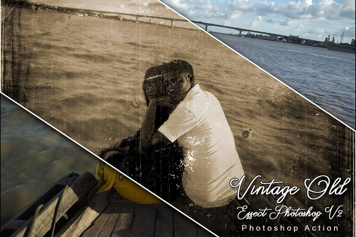 6-In-1 Vintage Photoshop Actions Bundle - PREVIEW 35 2