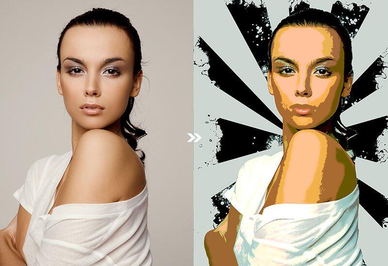 The Mega Mix Photoshop Action Bundle - The Mega Mix 1 11
