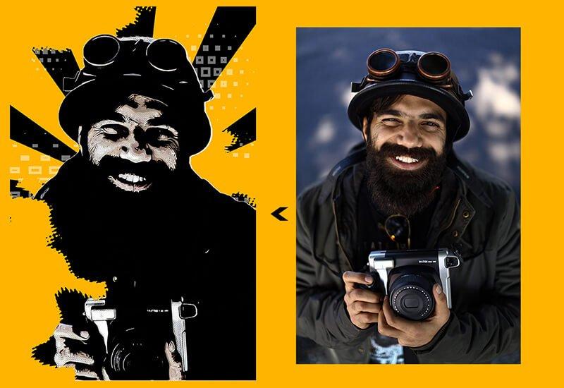 The Mega Mix Photoshop Action Bundle - The Mega Mix 1 6
