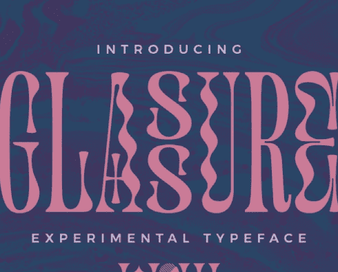 20 Best Psychedelic Fonts for Printing, Websites, Logos and Applications