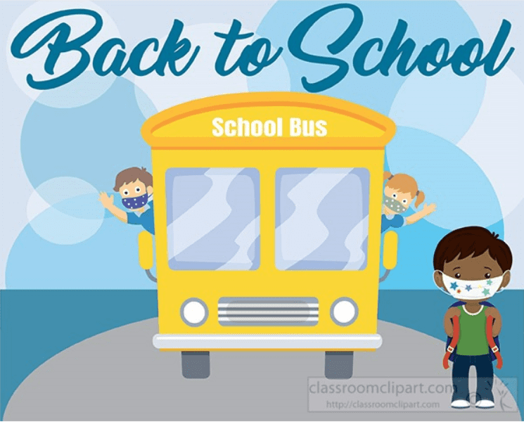 55+ Best Back to School Clipart and Images: Largest Kit 2020 - clipart 17