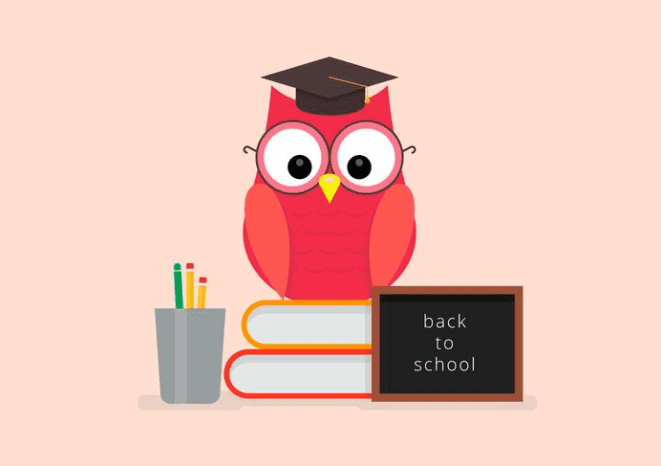 55+ Best Back to School Clipart and Images: Largest Kit 2020 - clipart 20