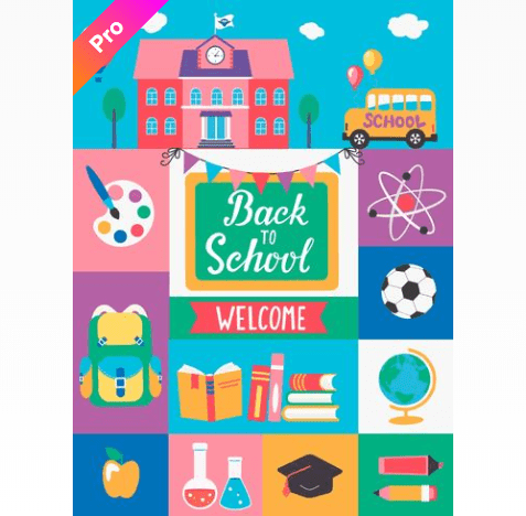 55+ Best Back to School Clipart and Images: Largest Kit 2020 - clipart 21
