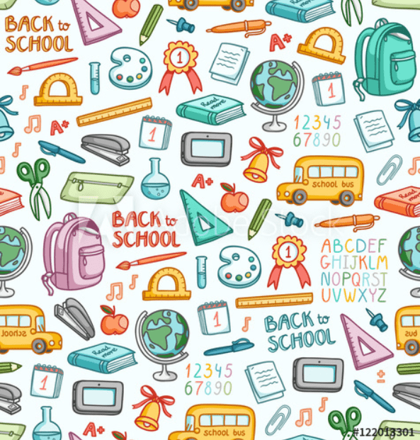 55+ Best Back to School Clipart and Images: Largest Kit 2020 - clipart 26