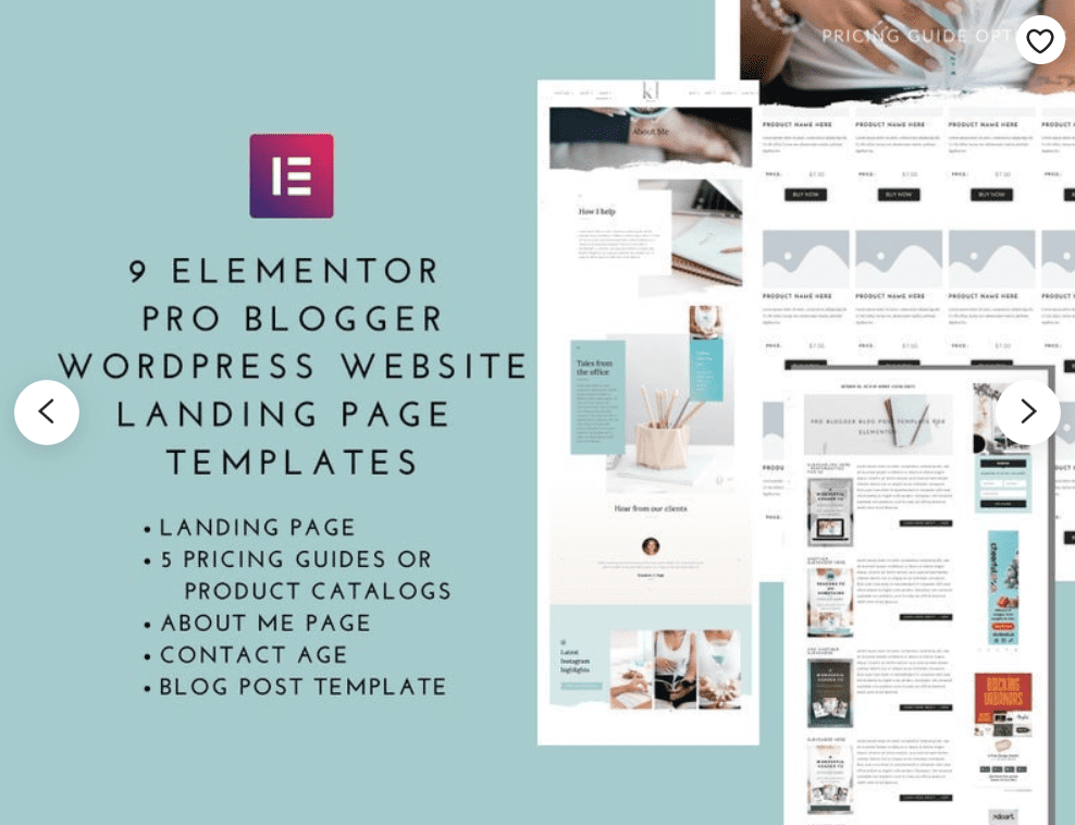 Elementor Wordpress Page Builder Review 2020: 5 Reasons to Try It by Yourself - elementor theme 10