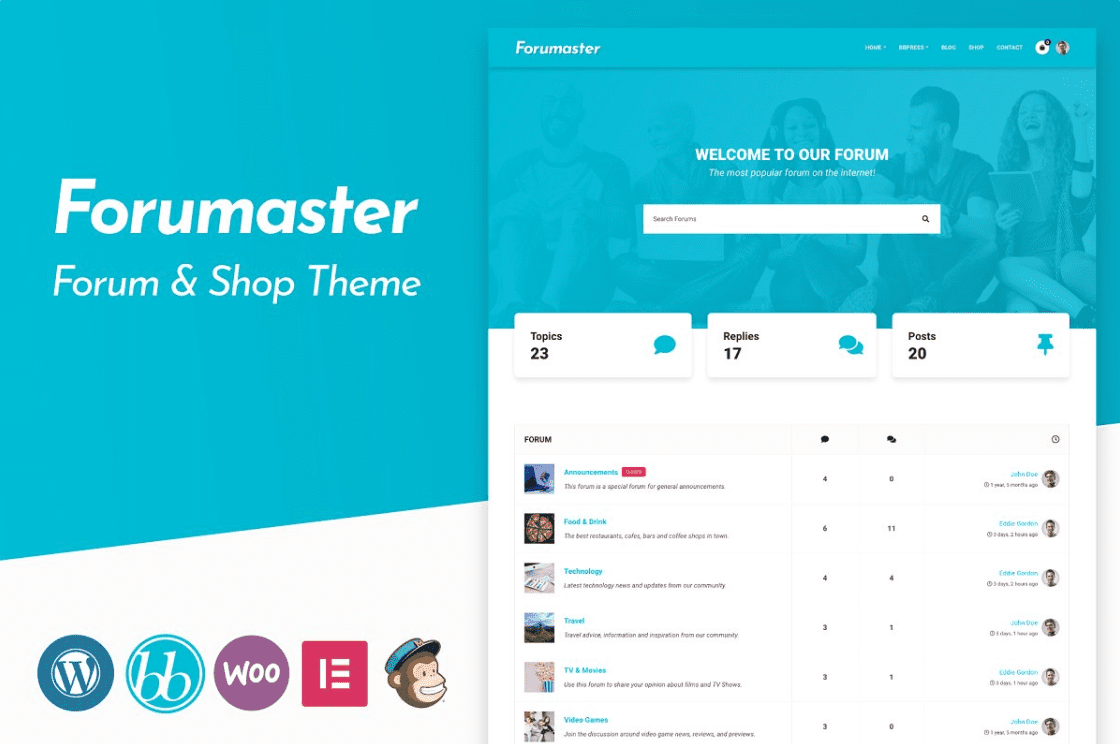 Elementor Wordpress Page Builder Review 2020: 5 Reasons to Try It by Yourself - elementor theme 4