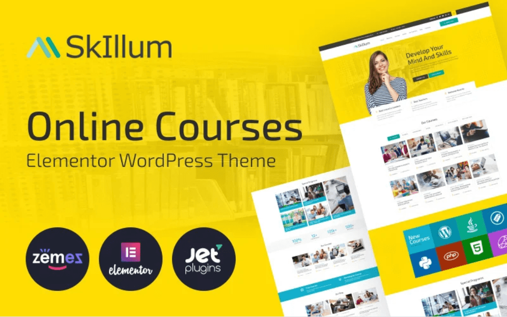 Elementor Wordpress Page Builder Review 2020: 5 Reasons to Try It by Yourself - elementor theme 8