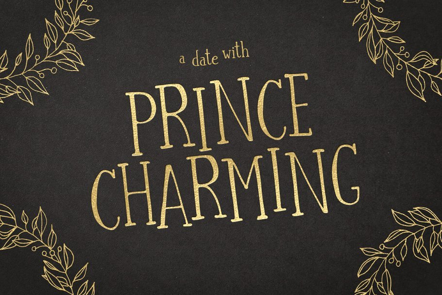 50+ Trendy Whimsical Fonts for Typography 2021 - image18