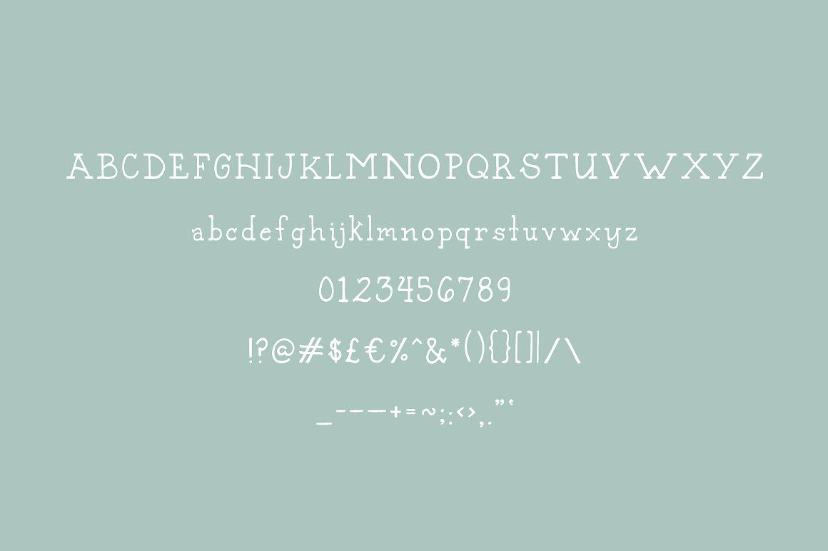 15+ Trendy Whimsical Fonts for Typography 2020 - image25