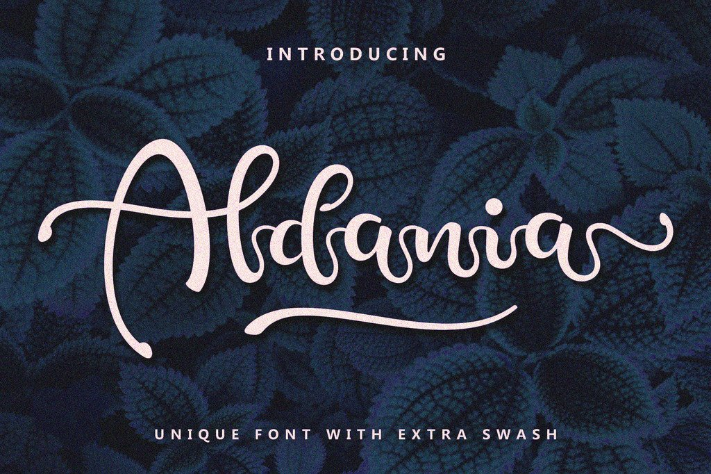 15+ Trendy Whimsical Fonts for Typography 2020 - image33