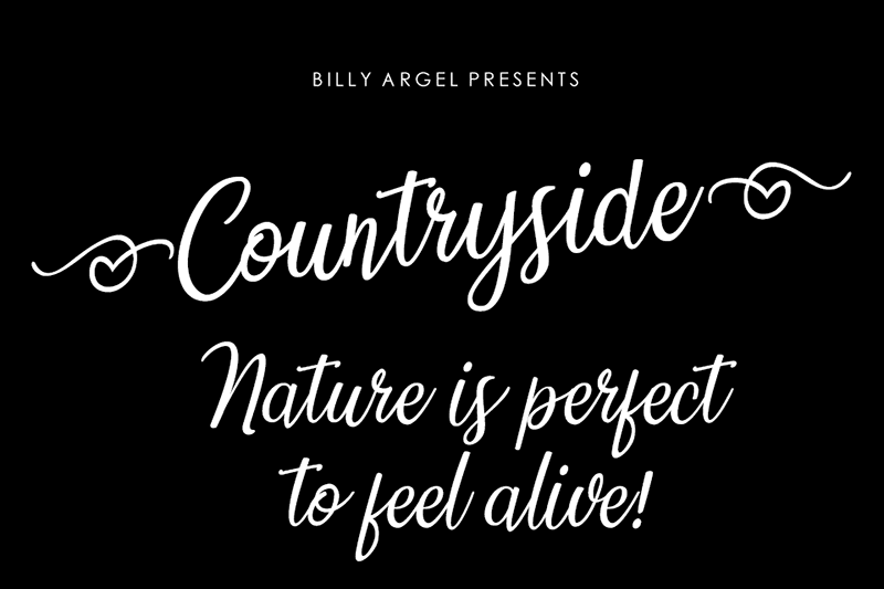15+ Trendy Whimsical Fonts for Typography 2020 - image37