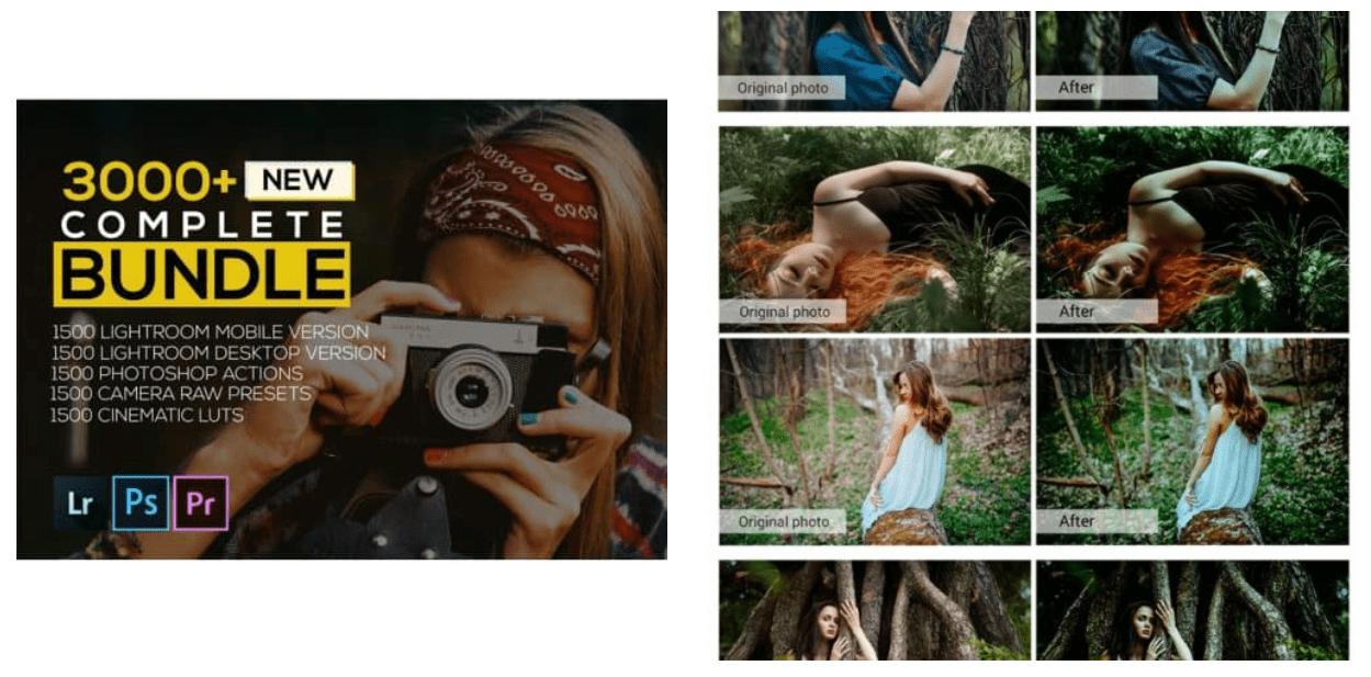 60+ Best Lightroom Mobile Presets 2021 & 30 Shortcodes To Manage Images - instagram presets 1