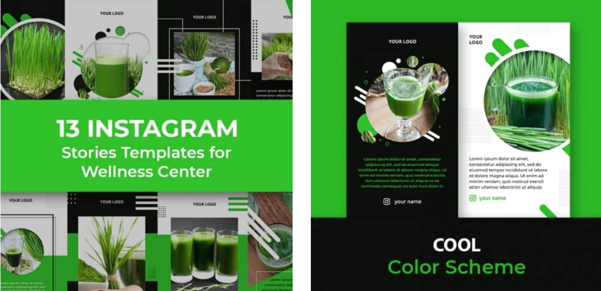 What to Post on Instagram? Top 50+ Ideas for Your Feed - instagram template 1