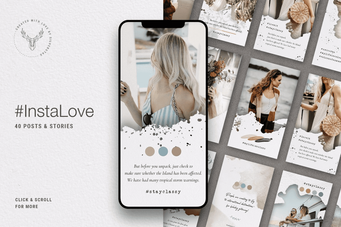 What to Post on Instagram? Top 50+ Ideas for Your Feed - instagram template 19