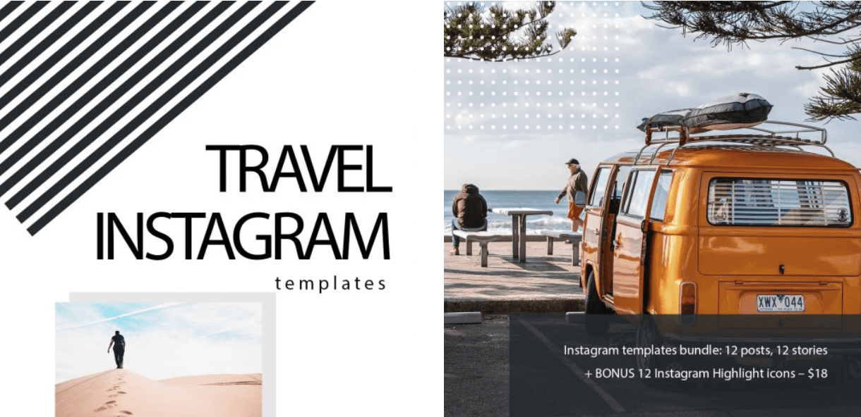 What to Post on Instagram? Top 50+ Ideas for Your Feed - instagram template 2