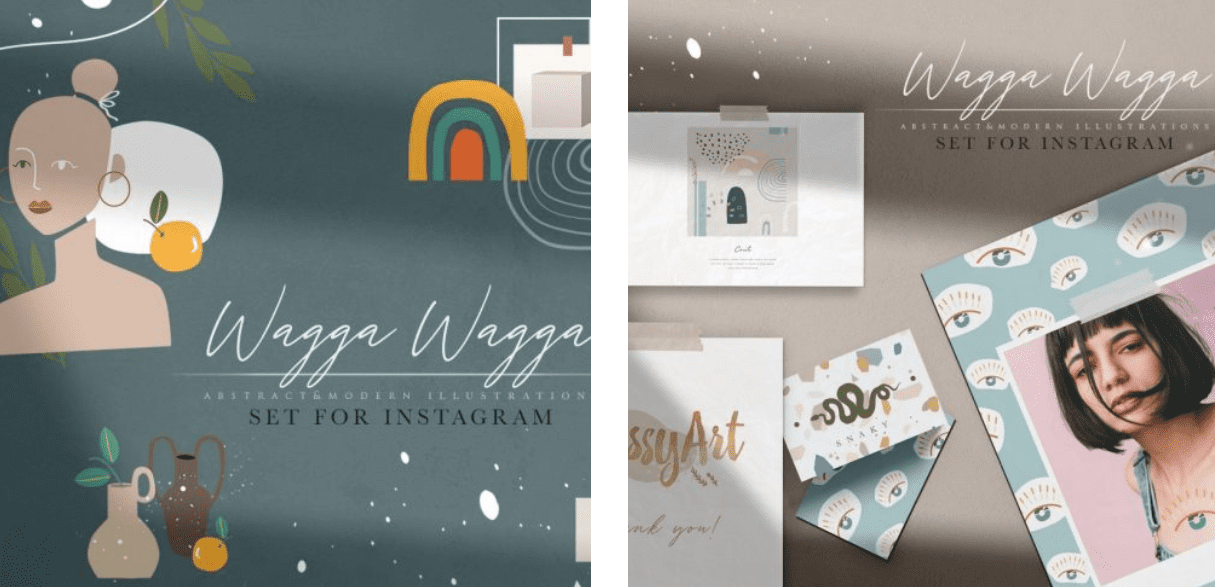 What to Post on Instagram? Top 50+ Ideas for Your Feed - instagram template 4