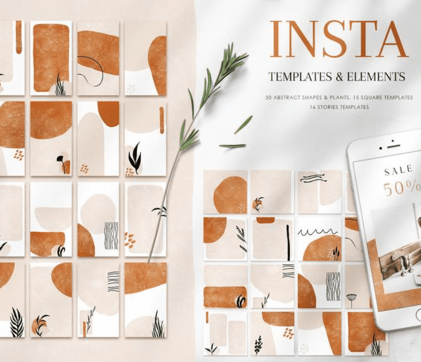 What to Post on Instagram? Top 50+ Ideas for Your Feed - instagram template 6