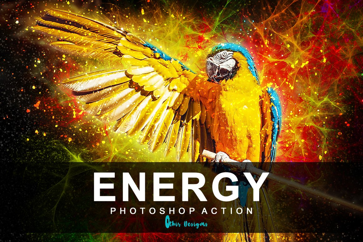 21 in 1 Creative Photoshop Actions Bundle - PREVIEW 08
