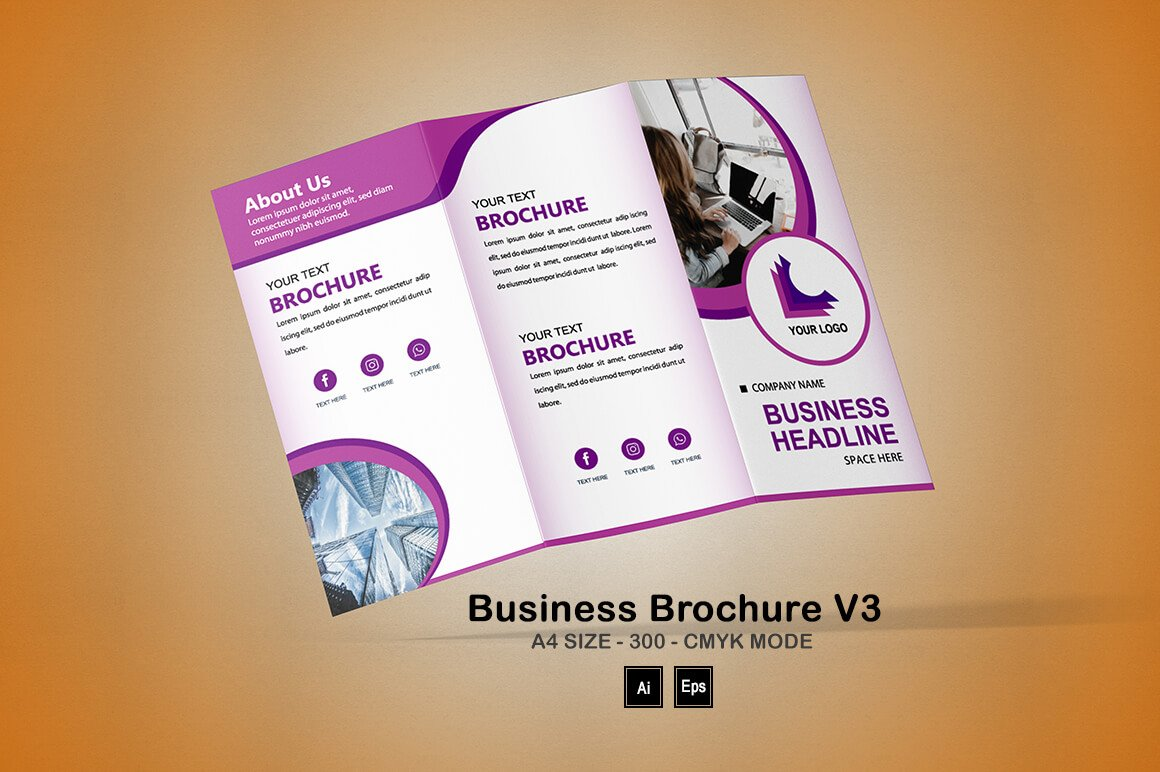 Business Brochure V3: Science Brochure Template - PREVIEW 11 1