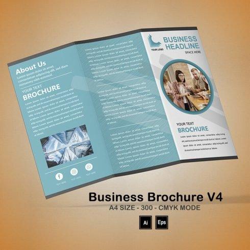 Editable Brochure Template V4 - PREVIEW 13 1 490x490