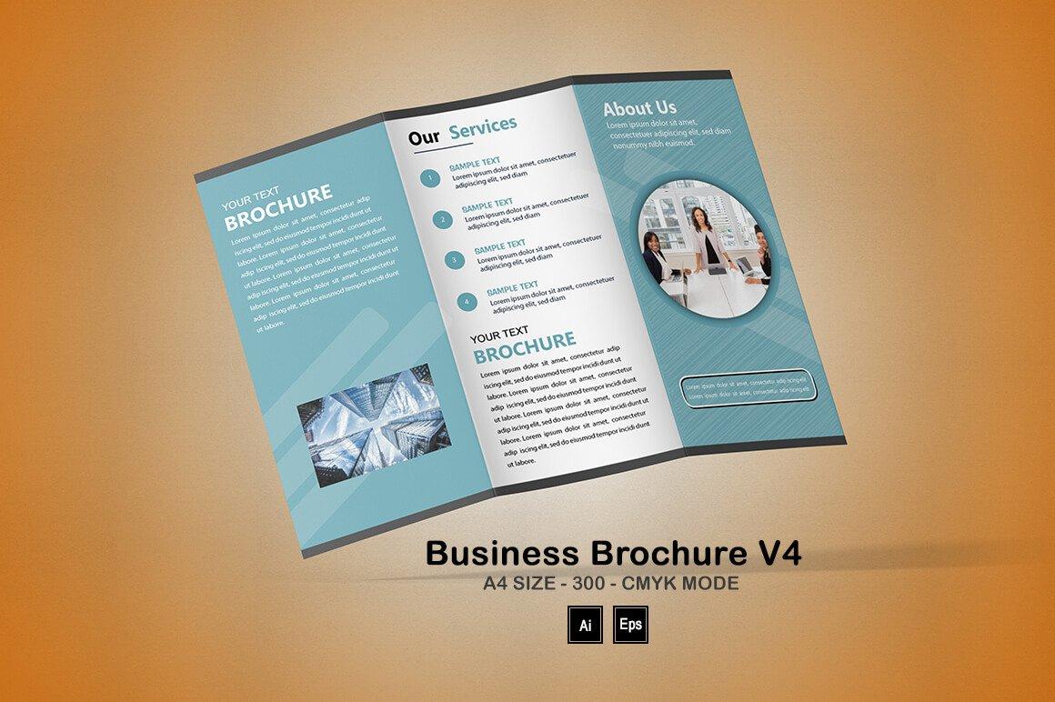 Editable Brochure Template V4 - PREVIEW 14 1