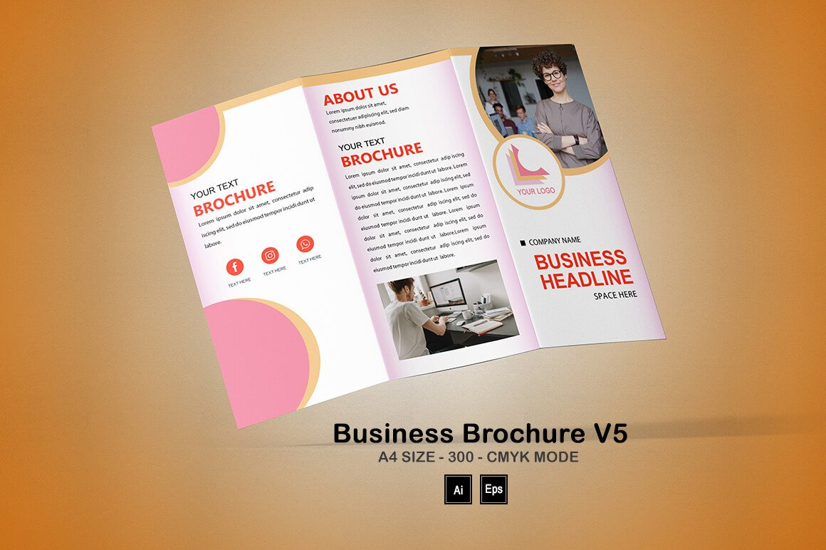 Business Brochure Templates V5 - PREVIEW 19 1