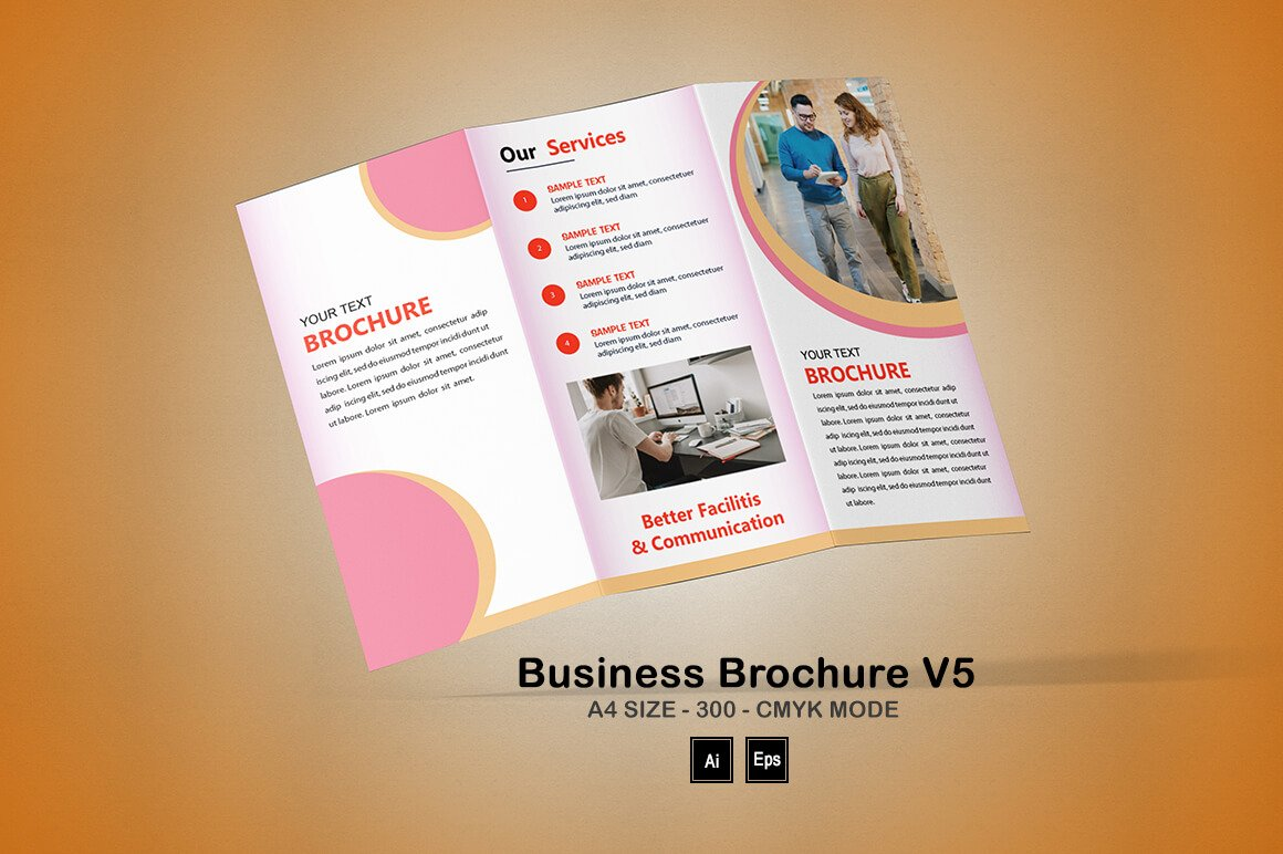 Business Brochure Templates V5 - PREVIEW 20 1