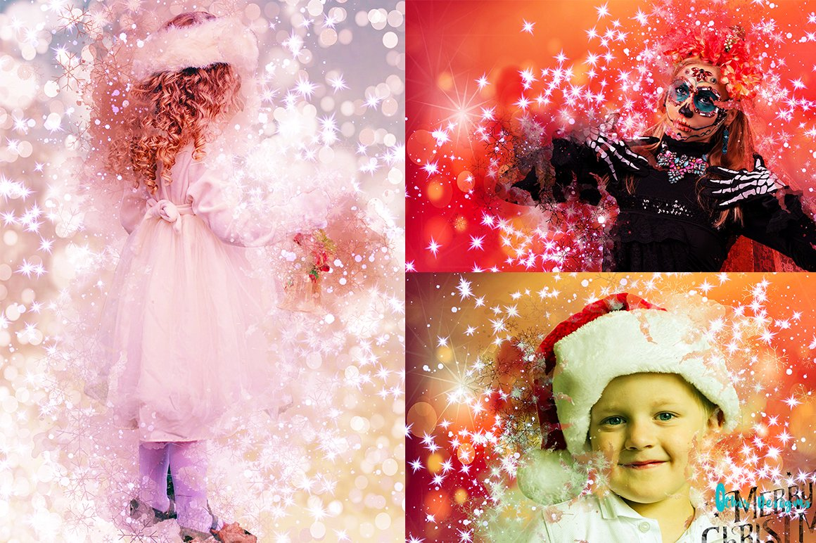 21 in 1 Creative Photoshop Actions Bundle - PREVIEW 27 1